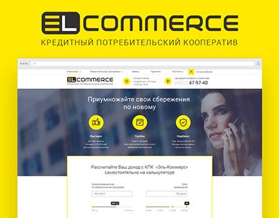 EL-Commerce web site