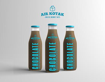 Air Kotak | Label Packaging