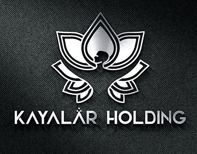 Kayalar Holding Logo Design
