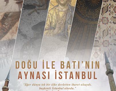 Doğu ile Batı'nın aynası İstanbul - Kültür Bakanlığı