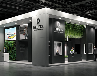 Drutex Windows Exhibition Stand