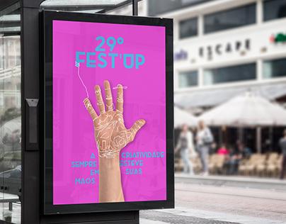 Concurso de cartazes FEST'UP