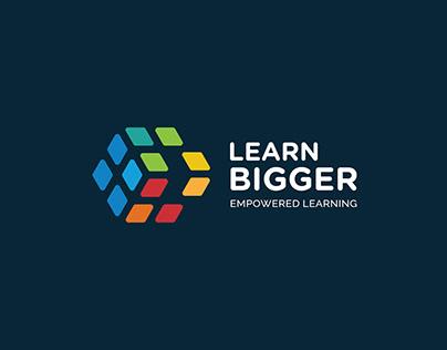 Branding for Learn Bigger