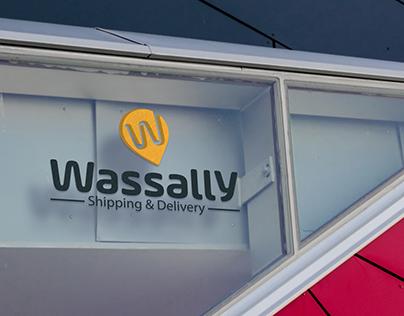 branding - logo wassally