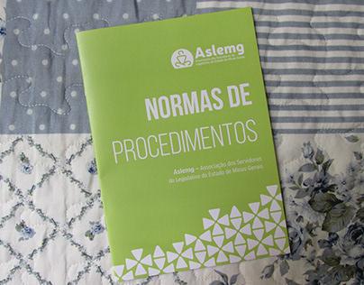 Manual de Normas de Procedimentos - Aslemg