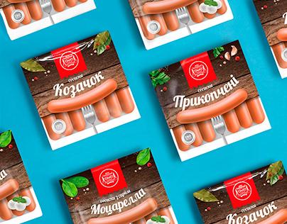 Bezlyudovsky packaging
