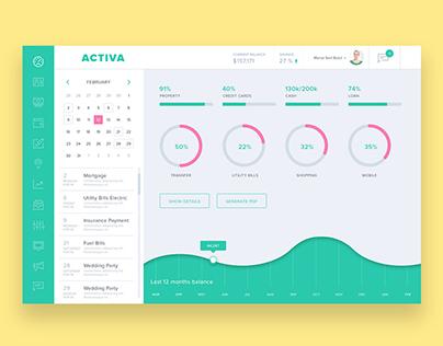 Activa Next Gen Banking Platform