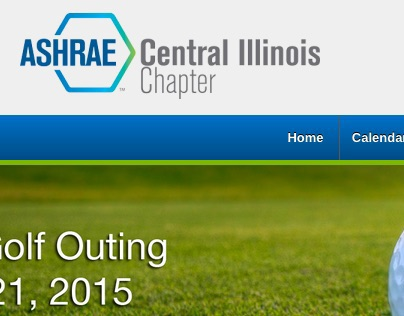 Central Illinois ASHRAE Chapter Website