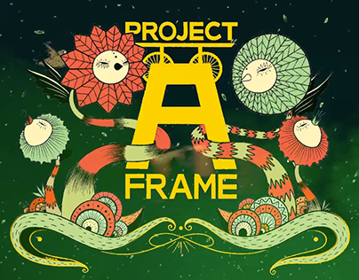 Project A-Frame Promo 2016