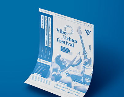 Event Flyer/Poster Template Vol.1
