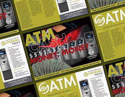 Aspen ATM Postcard