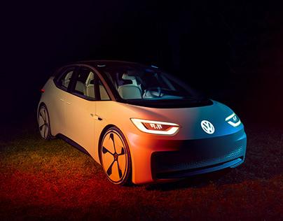 Volkswagen ID NEO concept