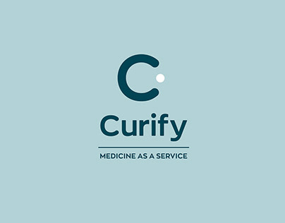 Visual Identity for Curify
