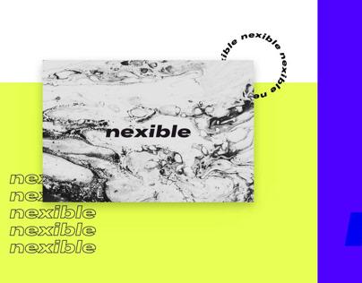 Branding for Digital Insurance nexible