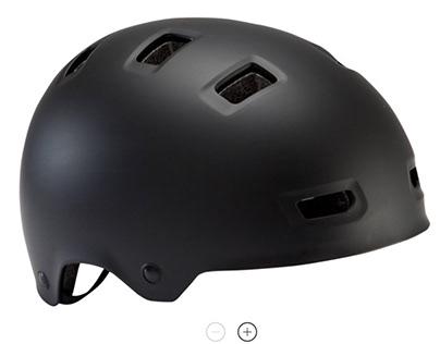 Oxelo / B-Twin / Wed'Ze Helmet (2018)