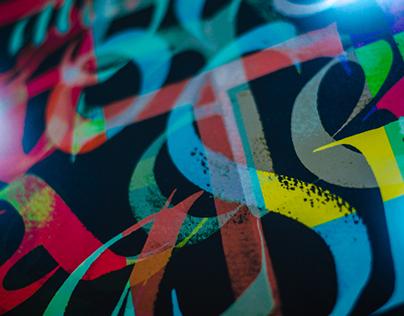 International Calligraphic Exhibition - 2015