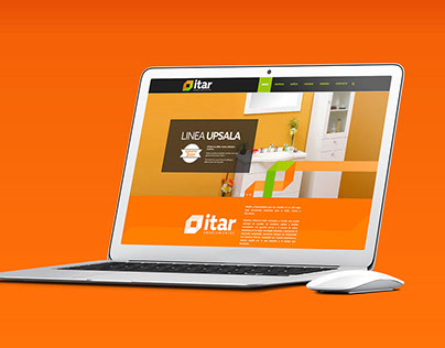 Itar Forniture - Corporate image and Branding