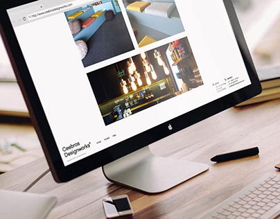 Ceebros Designworks - Web designing