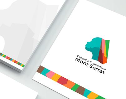 Marca Conselho Com. Mont Serrat (DP-SC)