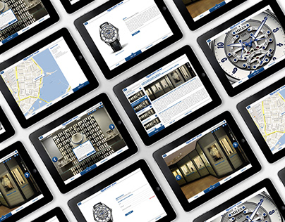 Ipad App Design Watches Jewels