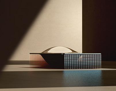 Mercedes-Benz AURA | Bachelorthesis | Interior Design