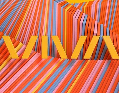 GOGORO VIVA logo animation - Among the Movement