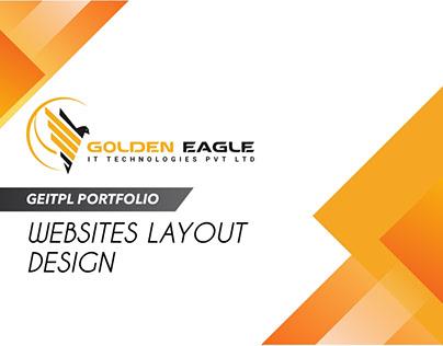 Websites Layout Design
