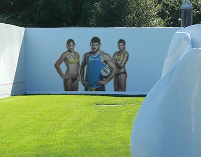 BeachVolley Grand Slam 2012 Rome
