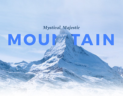 Matterhorn Landing page