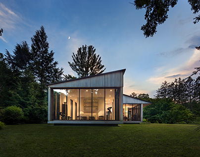 Pavilion House, Laura Kaehler Architects