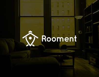 Rooment Logo Design