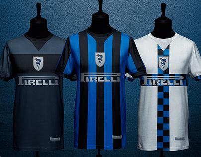 Inter Fake Vintage Concept