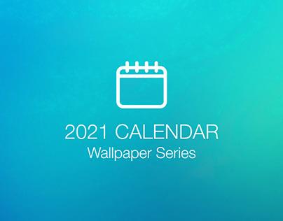 Desktop Calendar Series   2021