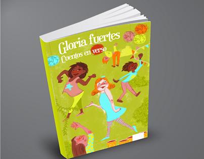 Children's narrative illustration - Gloria Fuertes