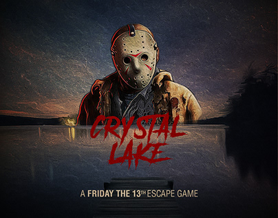 TCC - Crystal Lake - A Friday The 13th Escape Game I