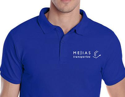 "Branding & Corporate Design: ""Mejías Transportes"""