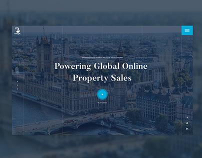 Property Sales Landing Page