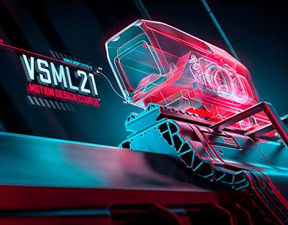 VSML21 - Motion Design Course Promo