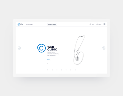WebClinic — web site