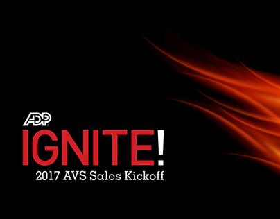 Event: IGNITE Sales Kickoff