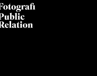 Layout Fotografi Public Relation