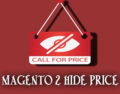 Magento 2 Hide Price by Cmsideas