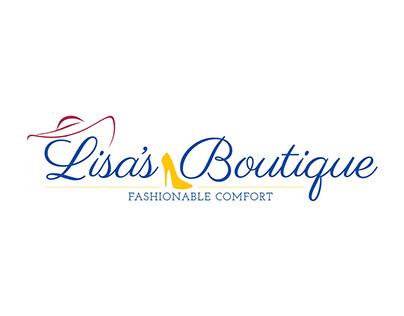 Lisa's Boutique Logo