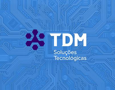 TDM - Identidade Visual