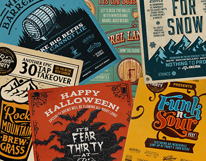 Posters for Beer Thirty