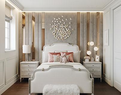 Bedroom #1 London