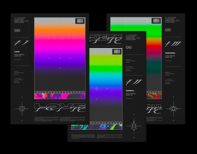 SHADES ⏤ Poster Series