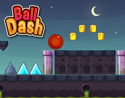 Ball Dash ( Rolling Bounce )