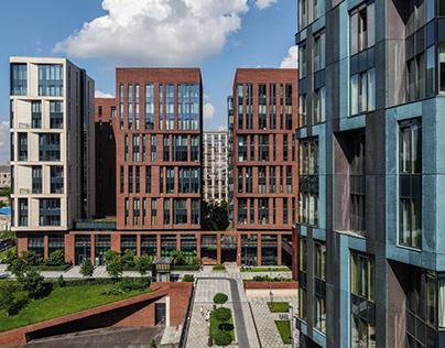 Garden Quarters (I) | Sergey Skuratov Architects