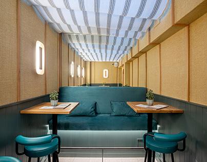 Restaurante: Barra Lateral Vergara